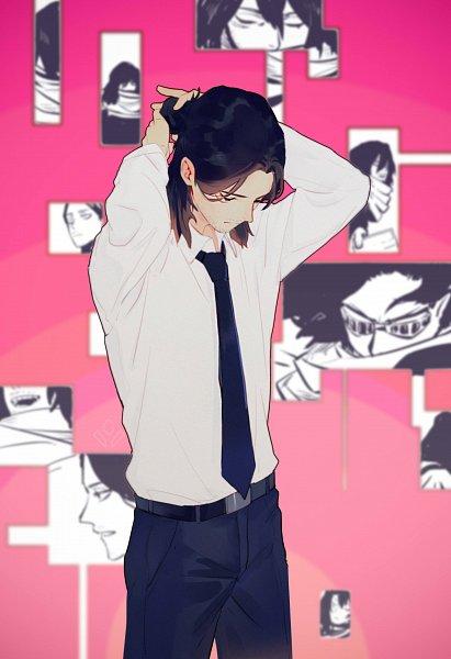 Tags: Anime, Pixiv Id 7115958, Boku no Hero Academia, Aizawa Shouta, Fanart From Pixiv, Pixiv, Fanart