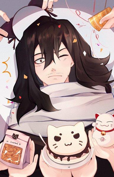 Tags: Anime, Pixiv Id 3231739, Boku no Hero Academia, Aizawa Shouta, Party, Pixiv, Fanart, Fanart From Pixiv