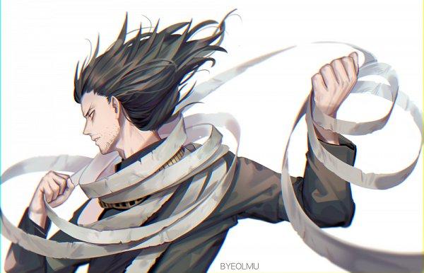 Tags: Anime, Byeolmu, Boku no Hero Academia, Aizawa Shouta, Fanart, Twitter