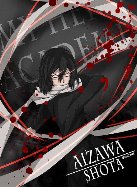 Tags: Anime, Pixiv Id 2658057, Boku no Hero Academia, Aizawa Shouta