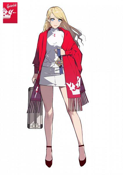 Tags: Anime, Ajahweea, Original, Pixiv