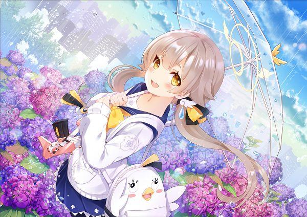 Tags: Anime, kempin, Blue Archive, Ajitani Hifumi, Pixiv