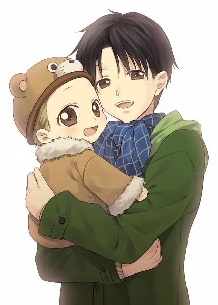 Aka-chan to Boku (Baby And Me) - Ragawa Marimo