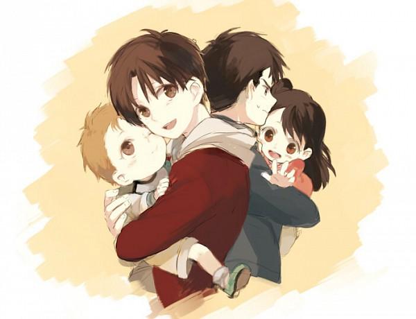 Tags: Anime, Lupicam, Enoki Minoru, Fujii Ichika, Fujii Akihiro, Enoki Takuya, Baby And Me