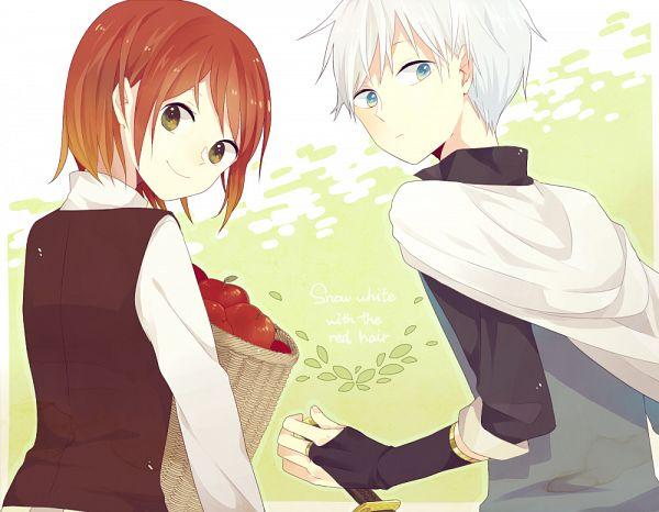Tags: Anime, Hatokko, Akagami no Shirayukihime, Shirayuki (Akagami no Shirayukihime), Zen Wistalia