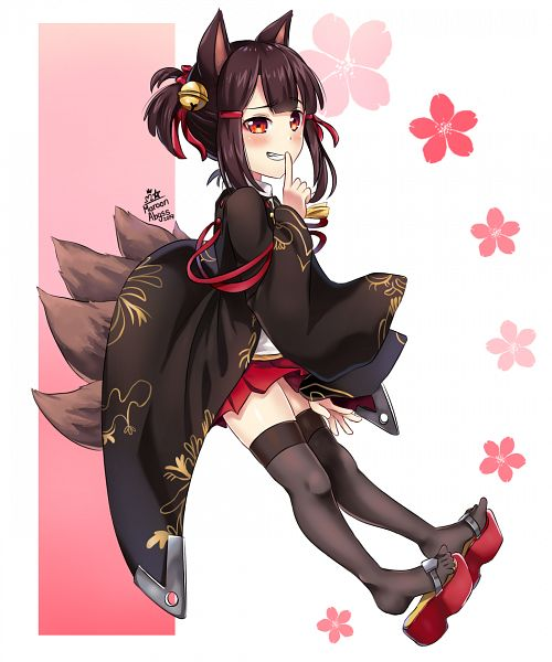 Tags: Anime, Pixiv Id 15921425, Azur Lane, Akagi-chan (Azur Lane), Akagi (Azur Lane)