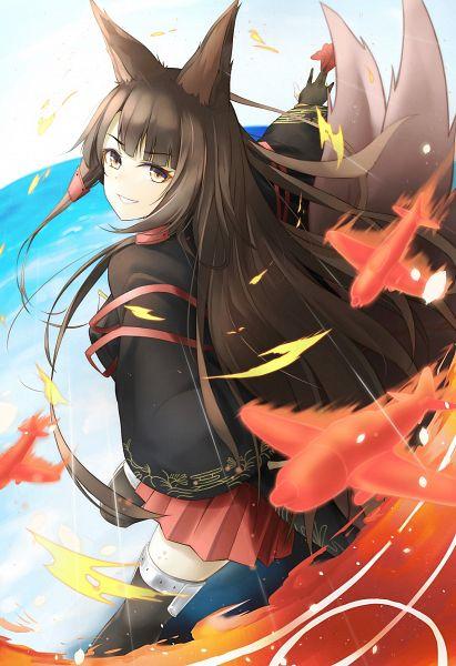 Tags: Anime, Pixiv Id 20221886, Azur Lane, Akagi (Azur Lane)