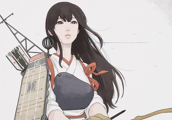 Tags: Anime, Tae4021, Kantai Collection, Akagi (Kantai Collection), Pixiv