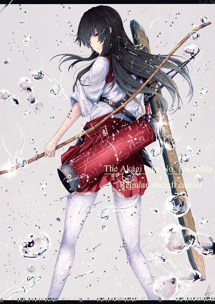 Tags: Anime, marumoru, Kantai Collection, Akagi (Kantai Collection)