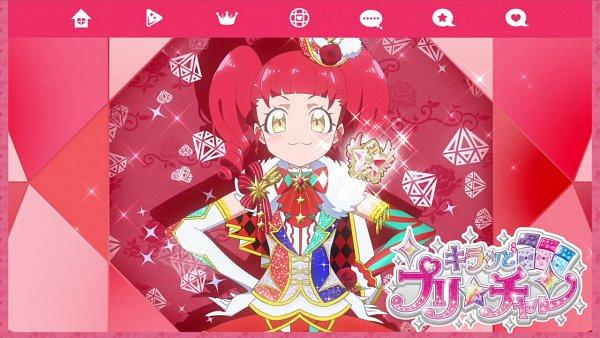 Tags: Anime, Kiratto Pri☆Chan, Akagi Anna, Eyecatcher, Wallpaper
