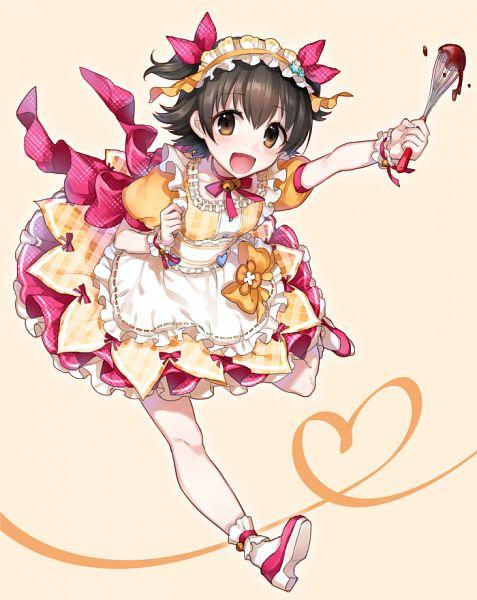 Tags: Anime, Shirako Miso, THE iDOLM@STER: Cinderella Girls, Akagi Miria, PNG Conversion, Miria Akagi