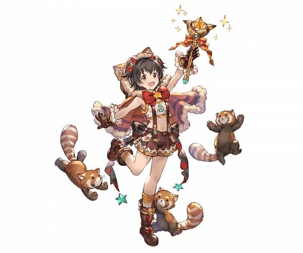 Tags: Anime, Minaba Hideo, Cygames, THE iDOLM@STER: Cinderella Girls, Granblue Fantasy, Akagi Miria, Cover Image, Official Art, Miria Akagi