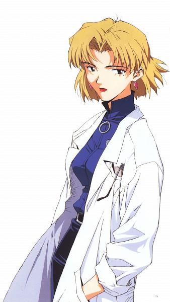 Akagi Ritsuko - Neon Genesis Evangelion