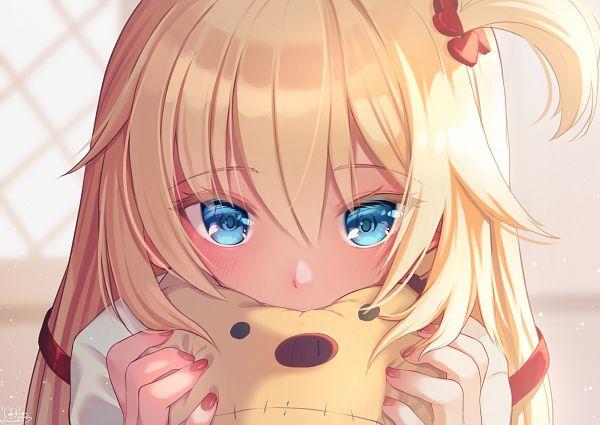 Tags: Anime, Pixiv Id 53491200, Akai Haato, Hololive, Haato Channel