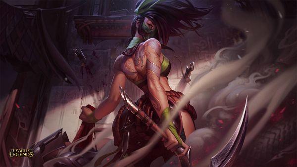 Akali - League of Legends