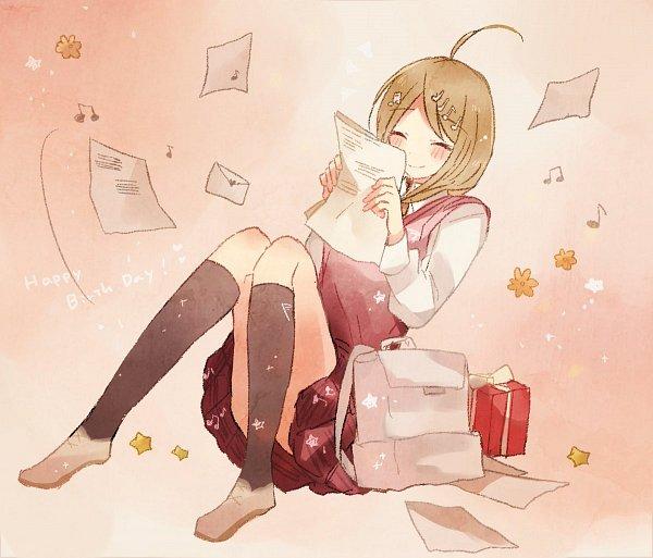 Tags: Anime, Pixiv Id 14852368, New Danganronpa V3, Akamatsu Kaede