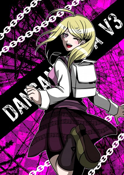 Tags: Anime, Pixiv Id 14738714, New Danganronpa V3, Akamatsu Kaede