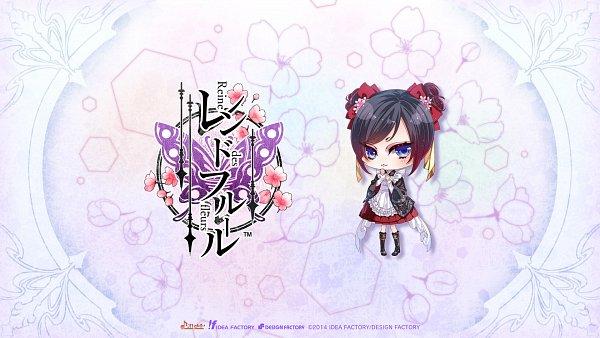 Akane (Reine des fleurs) - Reine des fleurs