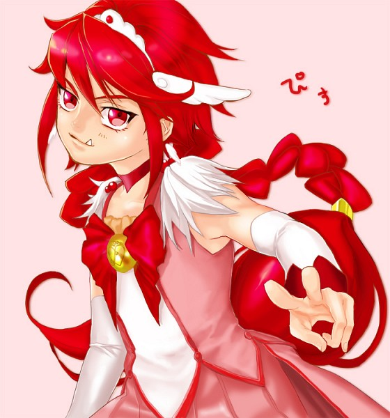 Tags: Anime, Pixiv Id 2127067, Smile Precure!, Akaooni, Fan Character, Pixiv, Fanart, Fanart From Pixiv