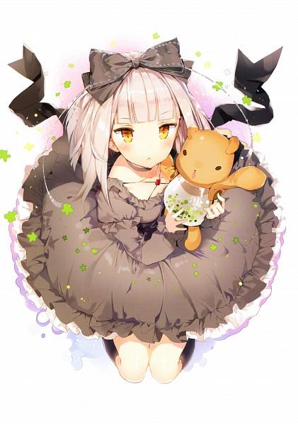 Tags: Anime, Anmi, Hoods Entertainment, Fantasista Doll, Fantasista Doll Visual Collection, Akari (Fantasista Doll), Scan, DVD (Source), Mobile Wallpaper, Official Art