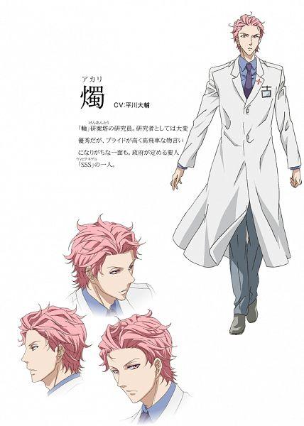 Tags: Anime, Kawamura Toshie, Manglobe, Karneval, Akari (Karneval), Official Art, Official Character Information, Mobile Wallpaper