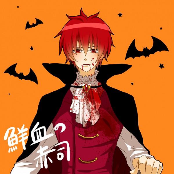 Tags: Anime, Pixiv Id 3336680, Kuroko no Basuke, Akashi Seijuurou, Fanart From Pixiv, Pixiv, Fanart