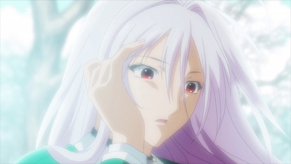 Tags: Anime, Rosario + Vampire, Akashiya Moka, Akashiya Moka (Vampire), Wallpaper, HD Wallpaper, Facebook Cover, Screenshot
