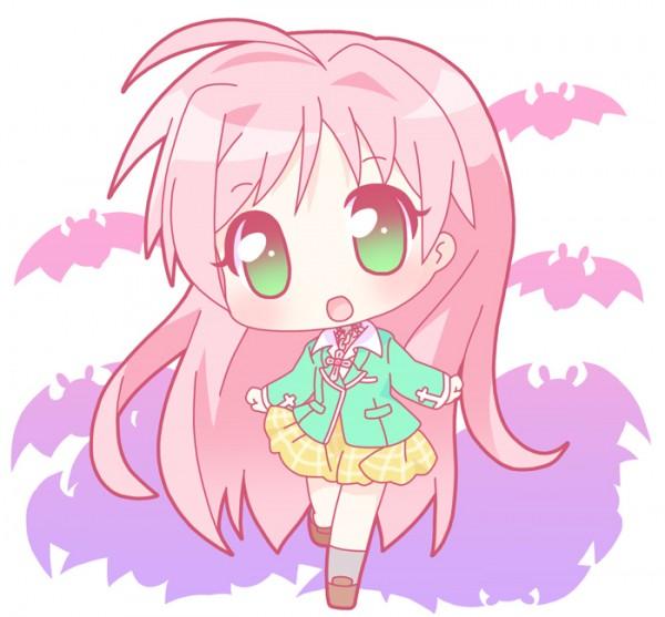 Tags: Anime, Mirai (Sugar), Rosario + Vampire, Akashiya Moka