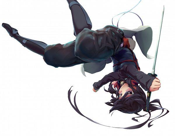 Tags: Anime, Pixiv Id 2296762, Log Horizon, Akatsuki (Log Horizon)