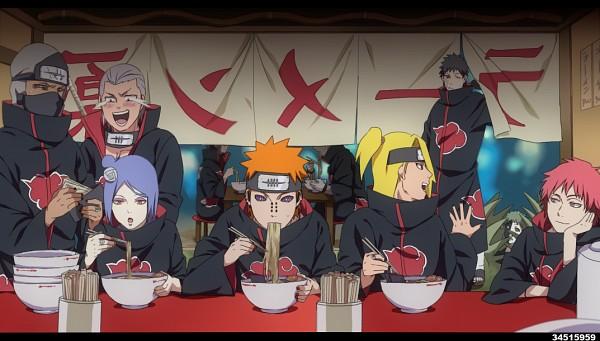 Tags: Anime, Pixiv Id 3962384, NARUTO, Konan, Deidara, Pein, Uchiha Itachi, Hoshigaki Kisame, Hidan, Zetsu, Uchiha Obito, Kakuzu, Sasori