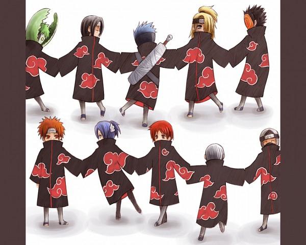 Tags: Anime, radittz, NARUTO, Zetsu, Kakuzu, Tobi, Uchiha Madara, Konan, Hidan, Pein, Sasori, Hoshigaki Kisame, Uchiha Itachi