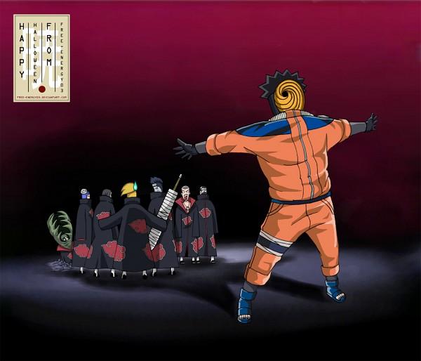 Tags: Anime, Free-energy03, NARUTO, Kakuzu, Hidan, Konan, Deidara, Uchiha Madara, Uchiha Itachi, Hoshigaki Kisame, Zetsu, Tobi, Uzumaki Naruto (Cosplay)