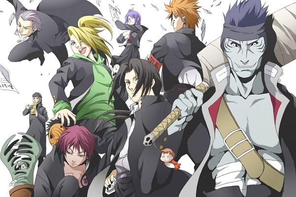 Tags: Anime, Akagi Soushi, NARUTO, Sasori, Konan, Deidara, Pein, Uchiha Itachi, Hoshigaki Kisame, Tobi, Zetsu, Hidan, Kakuzu