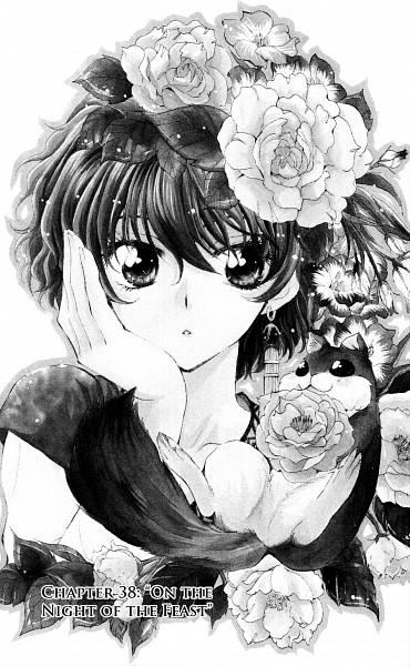 Tags: Anime, Kusanagi Mizuho, Akatsuki no Yona, Yona (Akatsuki no Yona), Ao (Akatsuki no Yona), Scan, Official Art, Manga Page, Yona Of The Dawn
