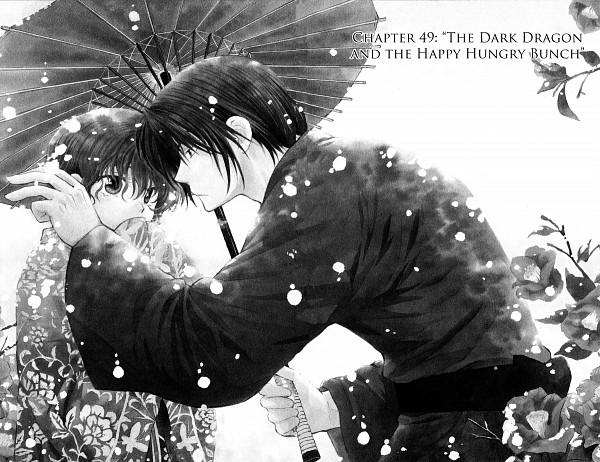 Tags: Anime, Kusanagi Mizuho, Akatsuki no Yona, Yona (Akatsuki no Yona), Son Hak, Official Art, Manga Page, Scan, Yona Of The Dawn