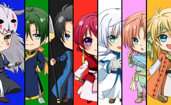 Tags: Anime, Akatsuki no Yona, Yona (Akatsuki no Yona), Pixiv, Yona Of The Dawn