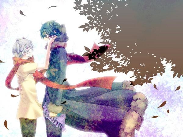 Tags: Anime, Ru I, Akaya Akashiya Ayakashino, Sagano, Yue (Akaya Akashiya Ayakashino)