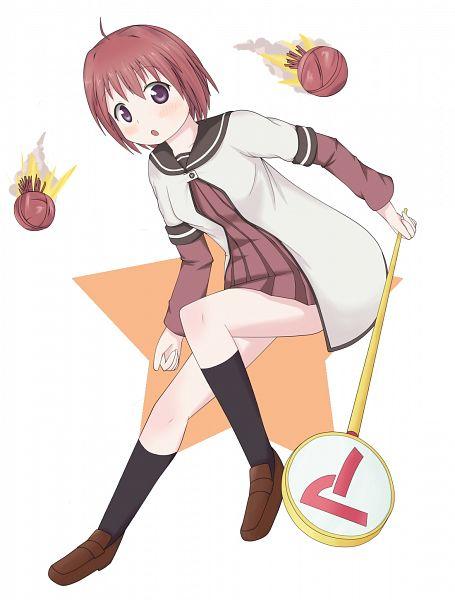 Tags: Anime, Pixiv Id 2971981, Yuru Yuri, Akaza Akari