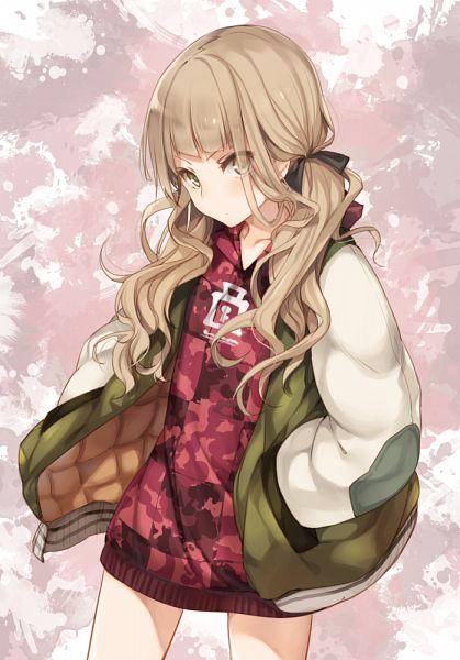 Tags: Anime, Teroru, SINoALICE, Akazukin (SINoALICE), Padlock, Keyhole, Red Hoodie, Fanart From Pixiv, Twitter, Pixiv, Fanart