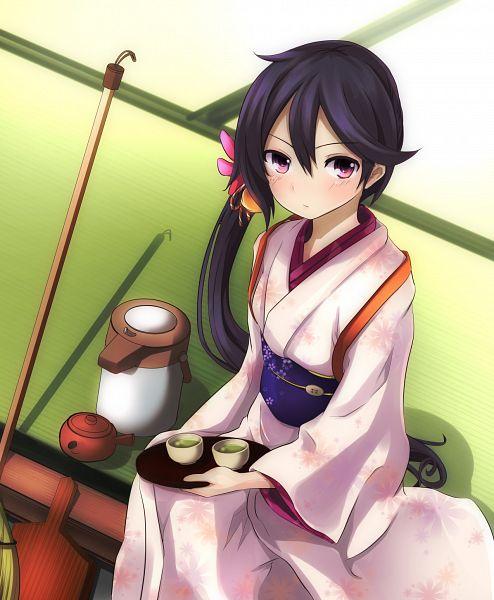 Tags: Anime, Pixiv Id 3188992, Kantai Collection, Akebono (Kantai Collection)