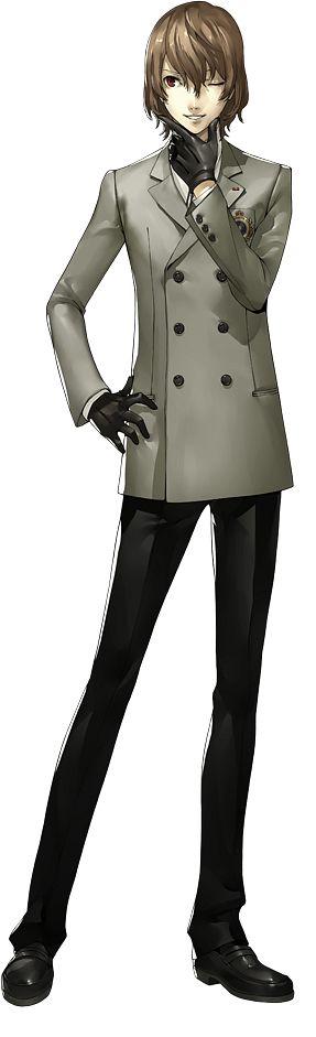 Akechi Goro - Shin Megami Tensei: PERSONA 5