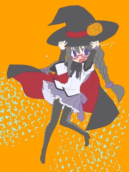 Tags: Anime, Ko Ru Ri, Mahou Shoujo Madoka☆Magica, Akemi Homura