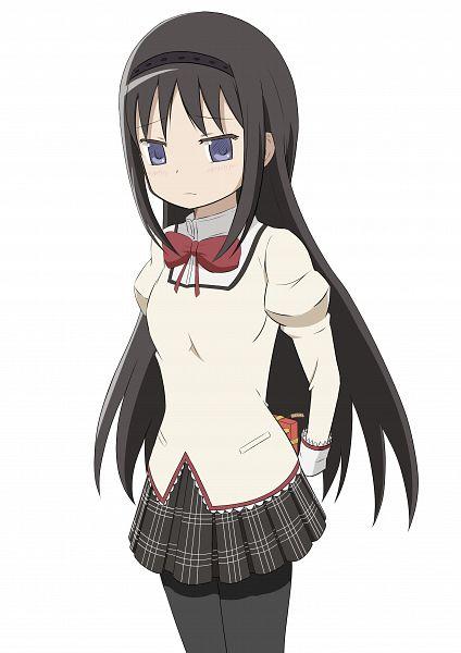 Tags: Anime, Pixiv Id 14295485, Mahou Shoujo Madoka☆Magica, Akemi Homura, Fanart, Fanart From Pixiv, Pixiv
