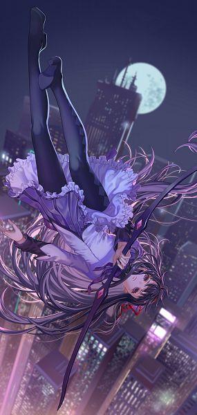 Tags: Anime, Pixiv Id 4787275, Mahou Shoujo Madoka☆Magica, Akemi Homura, Fanart From Pixiv, Pixiv, Fanart