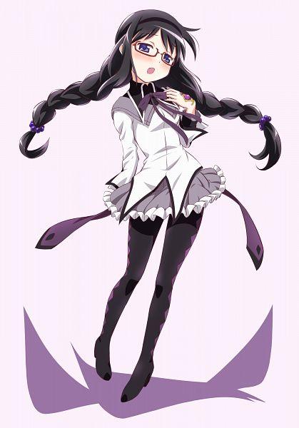 Tags: Anime, Pixiv Id 6023513, Mahou Shoujo Madoka☆Magica, Akemi Homura, Pixiv, Fanart, Fanart From Pixiv