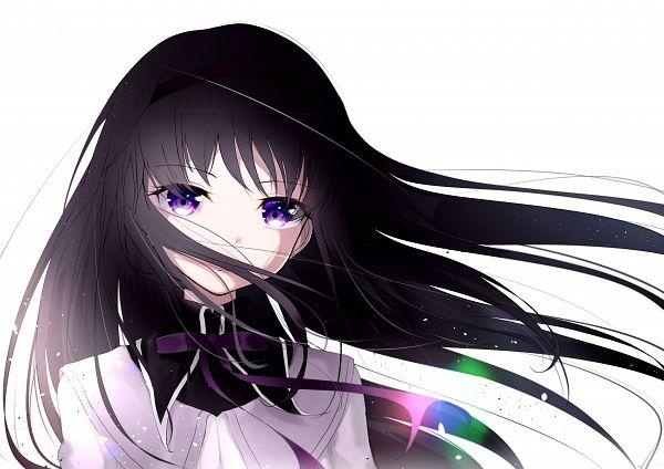 Tags: Anime, Pixiv Id 41596308, Mahou Shoujo Madoka☆Magica, Magia Record: Mahou Shoujo Madoka☆Magica Gaiden, Akemi Homura, Pixiv, Fanart, Fanart From Pixiv