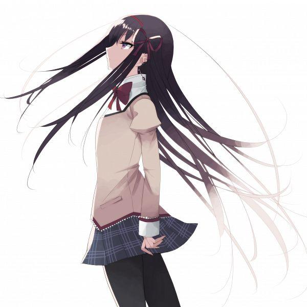 Tags: Anime, Misteor, Mahou Shoujo Madoka☆Magica, Akemi Homura, Fanart