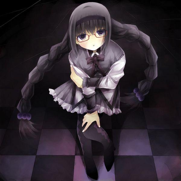Tags: Anime, Pixiv Id 1088599, Mahou Shoujo Madoka☆Magica, Akemi Homura, Pixiv, Fanart, Fanart From Pixiv