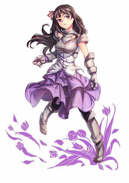 Tags: Anime, Pixiv Id 2820251, Mahou Shoujo Madoka☆Magica, Akemi Homura, Fanart, Fanart From Pixiv, Pixiv