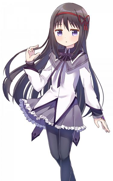 Tags: Anime, Pixiv Id 57124400, Mahou Shoujo Madoka☆Magica, Akemi Homura